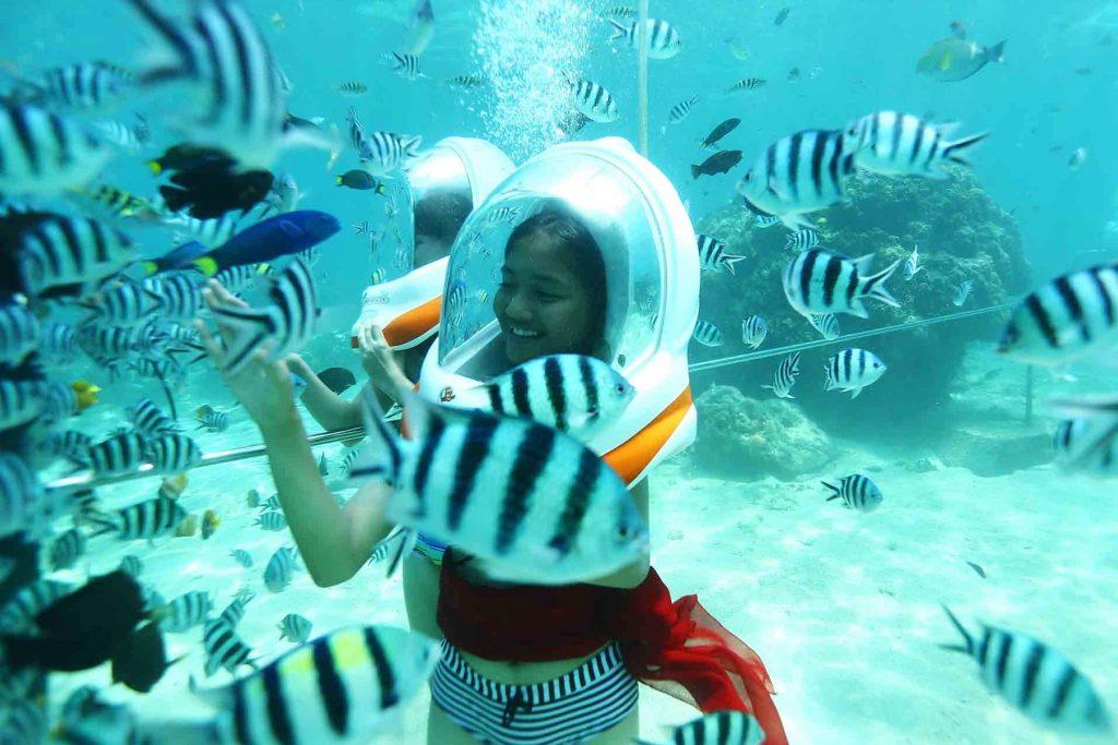 I Love Nha Trang - 3 Island Tour Plus Sea Walk Nha Trang
