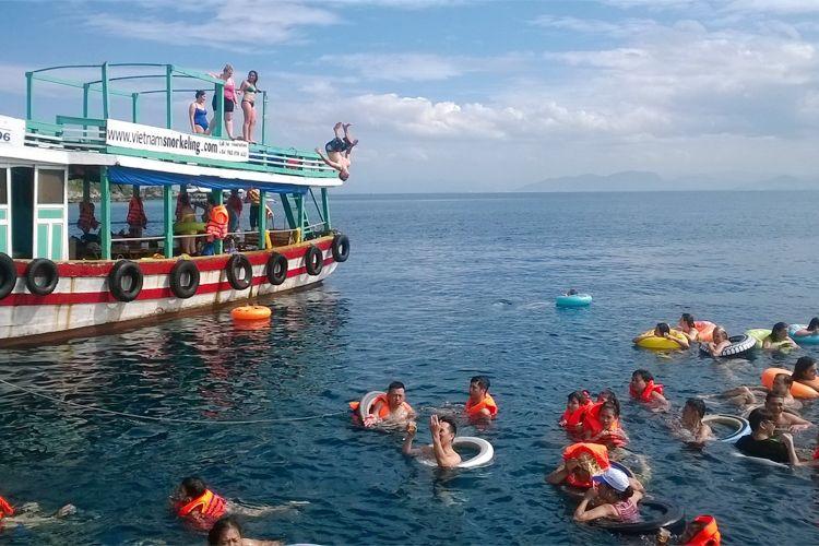 I Love Nha Trang - 4 Island Tour