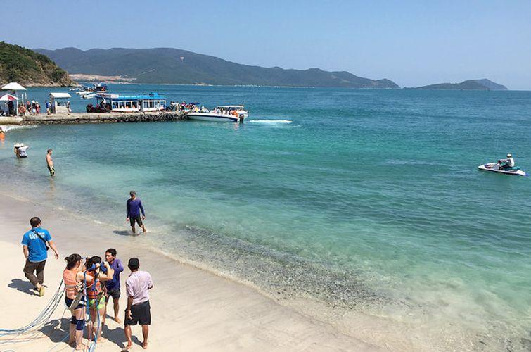 Nha Trang Deluxe Ocean Tour