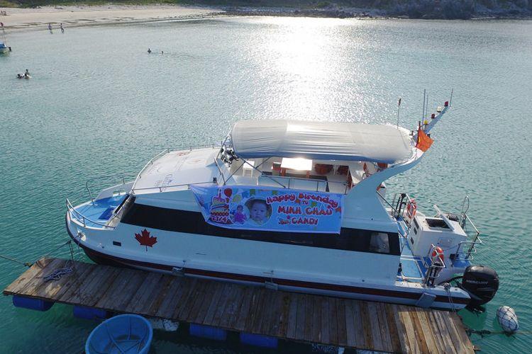 I Love Nha Trang - Nha Trang Private Mini Yacht Charter