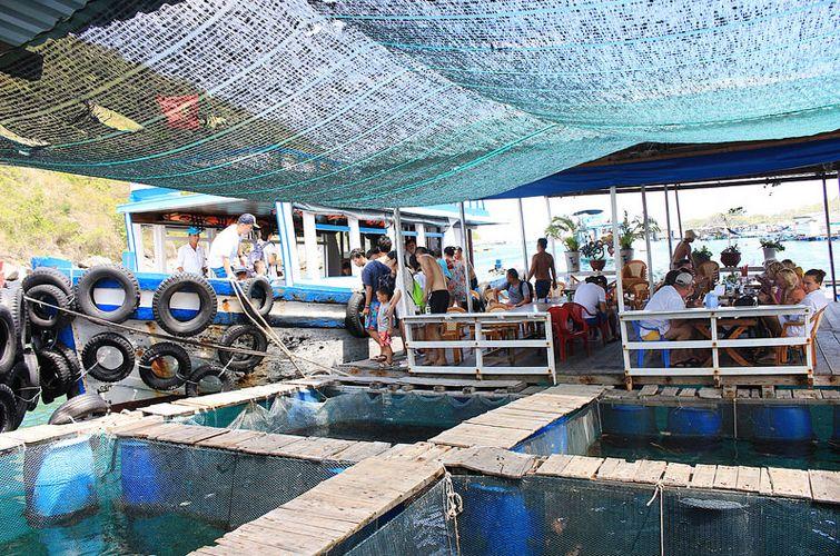 I Love Nha Trang - Speedboat Snorkeling Day Tour