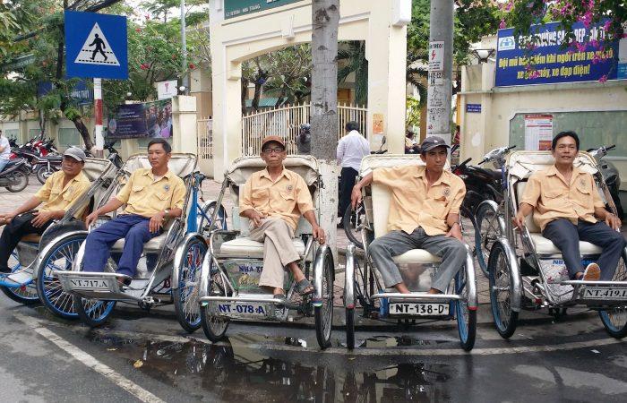 I Love Nha Trang - Sunrise Tour By Pedicab