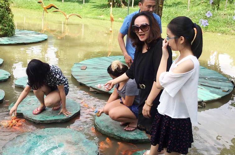 I Love Nha Trang - Yangbay Waterfall